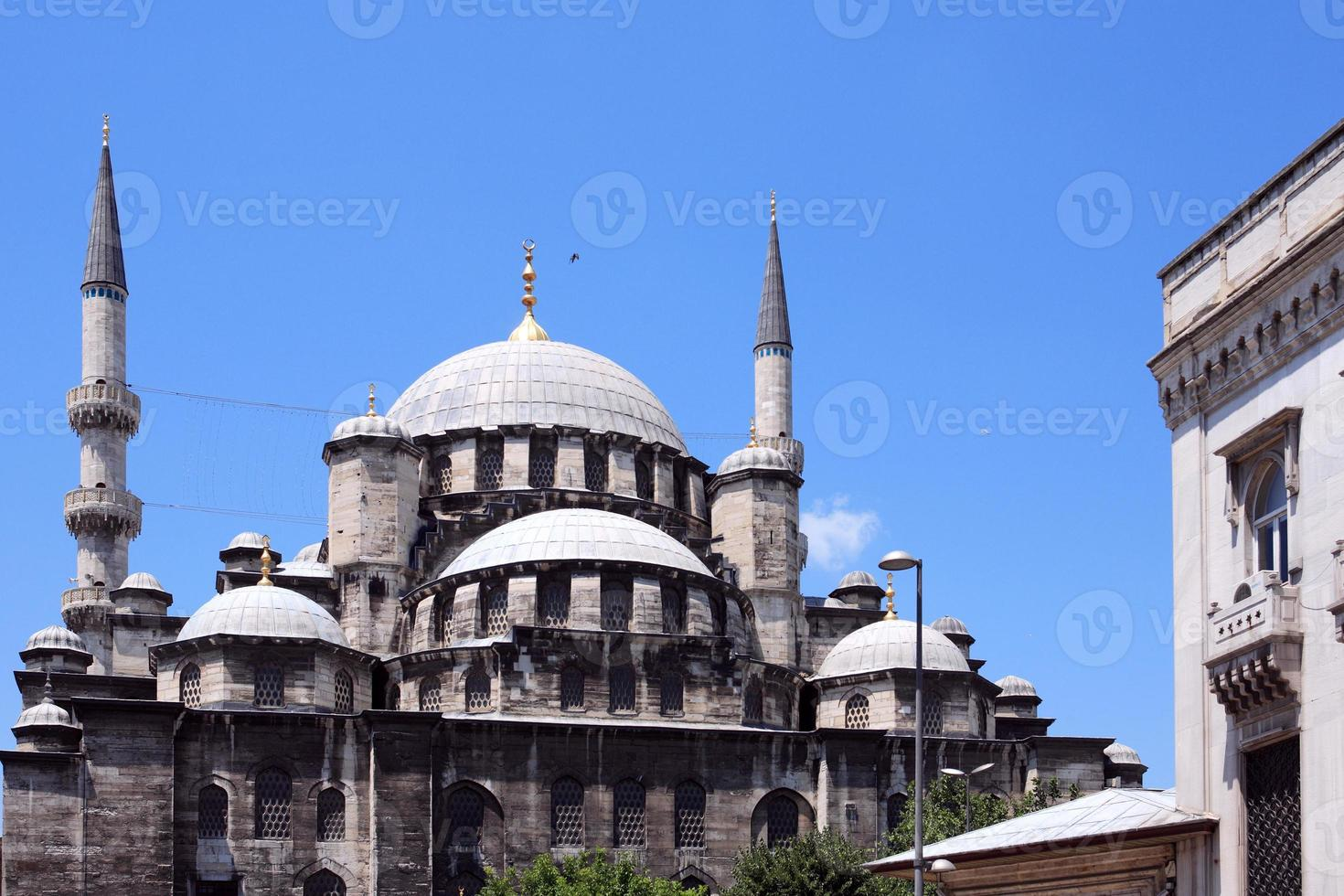 nuova moschea a istanbul foto