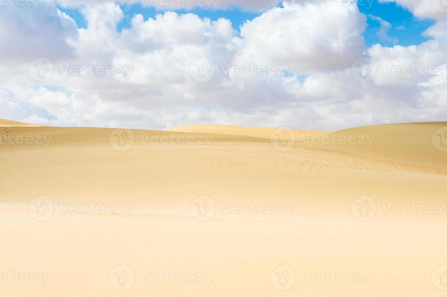 deserto in egitto foto