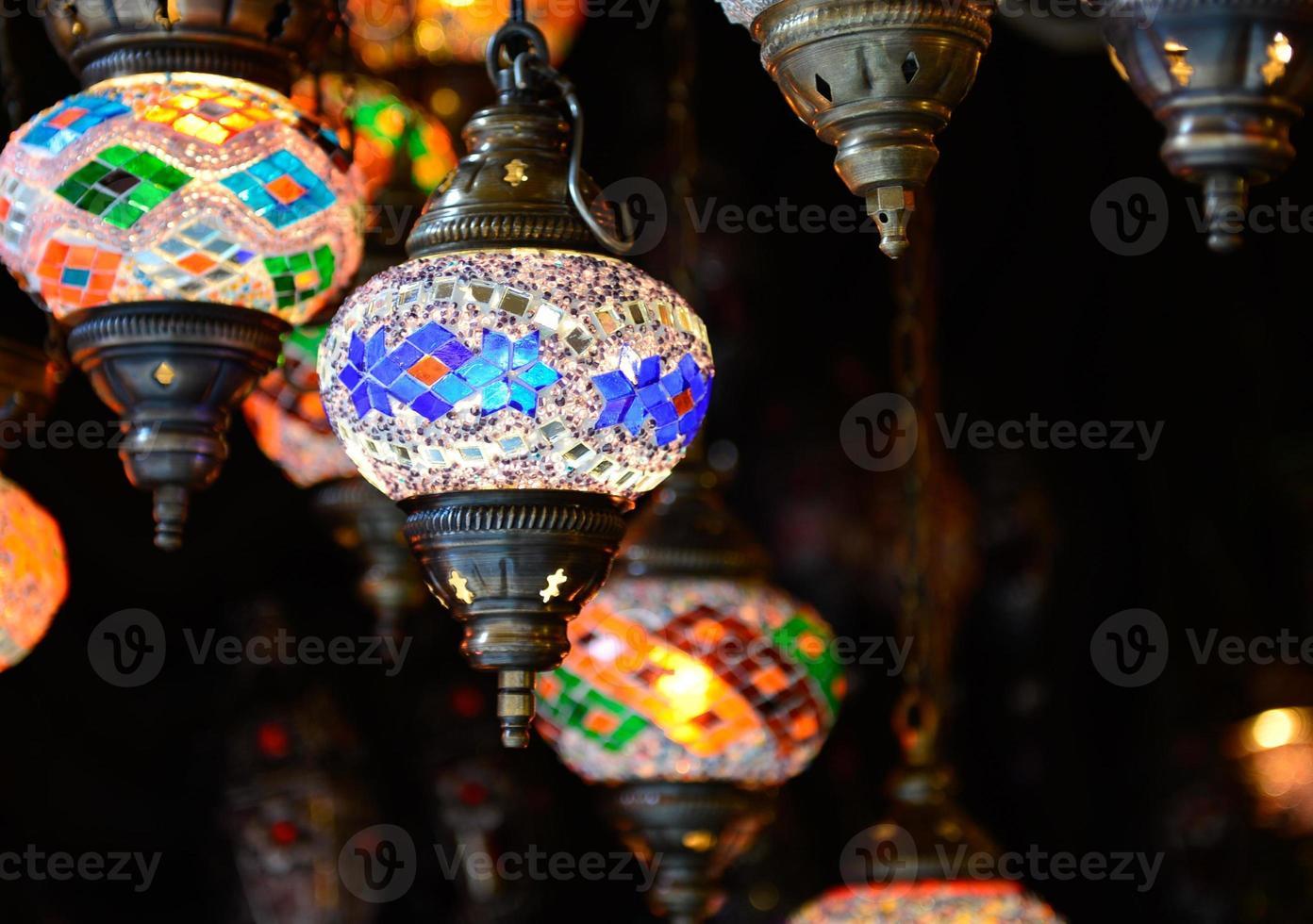 lanterna turca foto