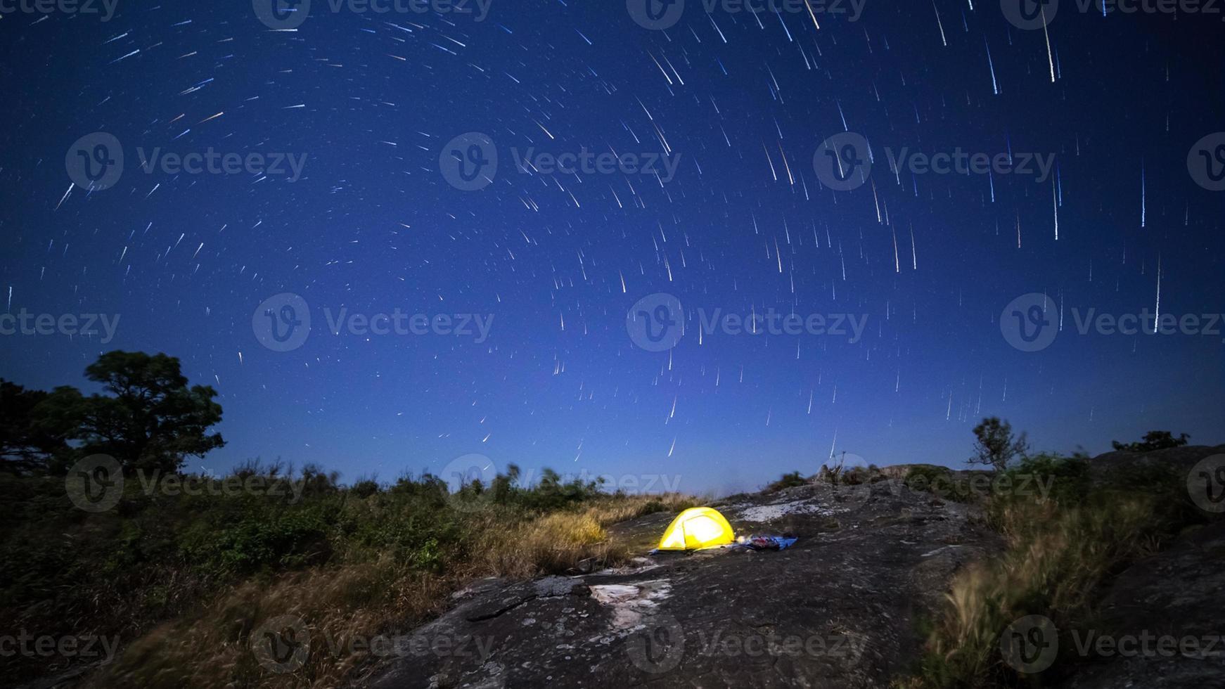 sentiero stellare foto