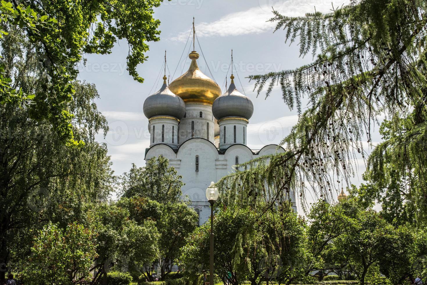 monastero novodevichy foto