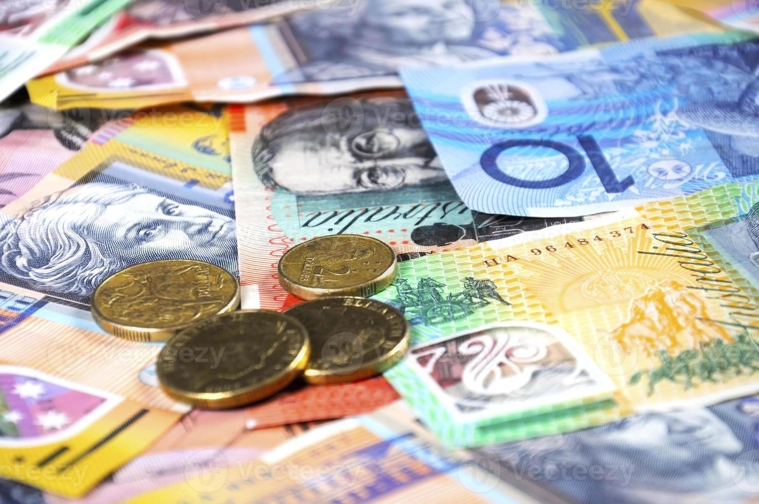 soldi australiani foto