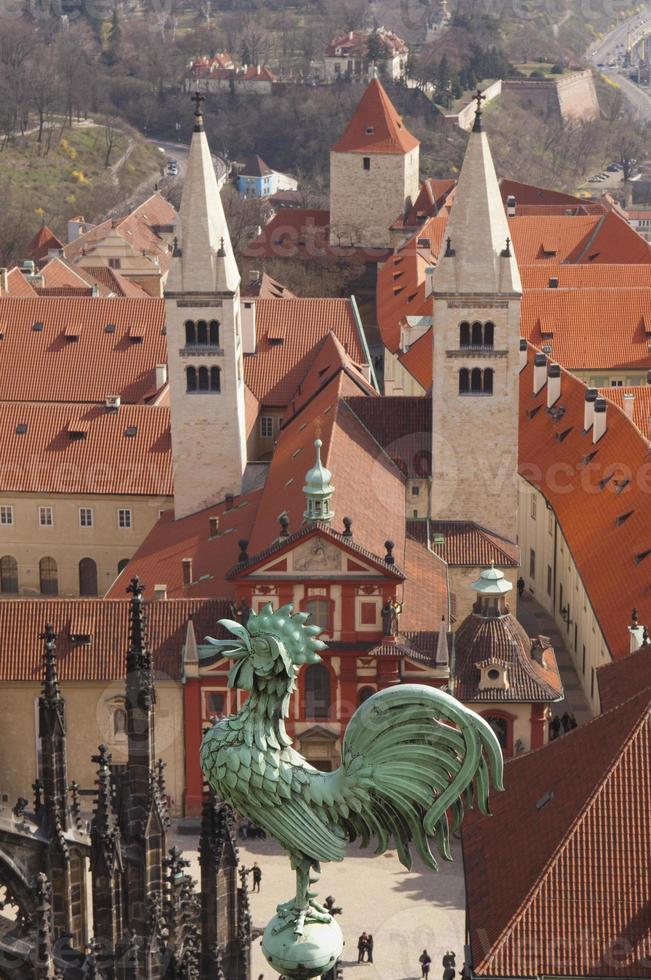 racconto della vecchia Praga foto