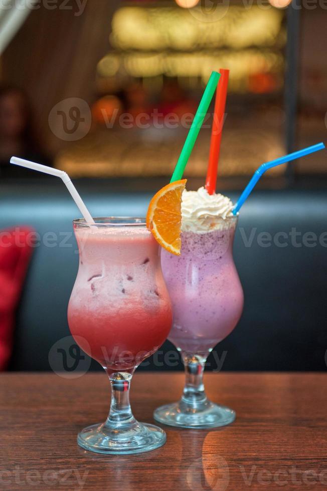 frappè di cocktail foto