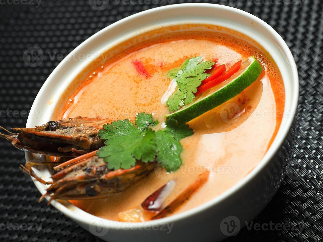 zuppa di miso, cibo giapponese foto