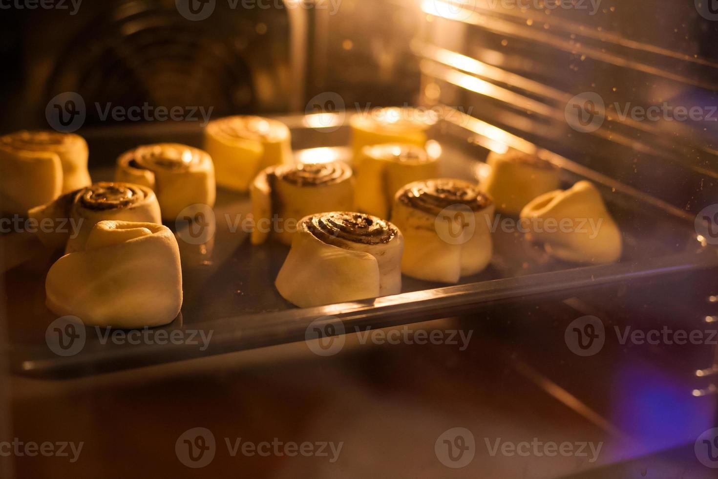 cottura in forno foto