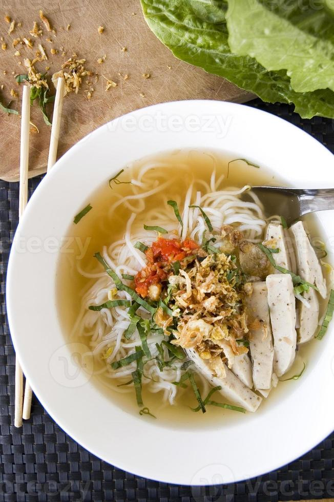 pho noodle foto