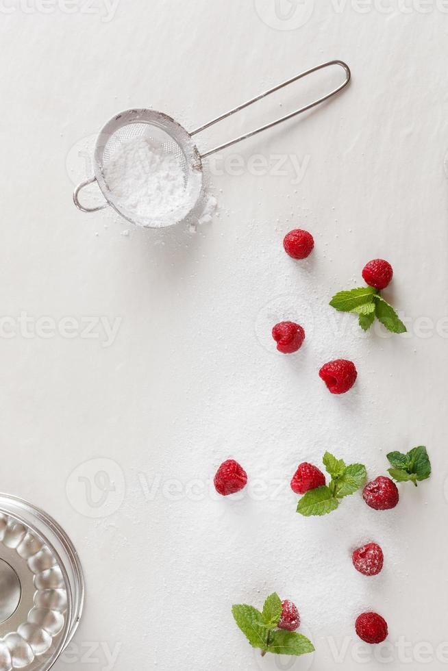 ingredienti da forno foto