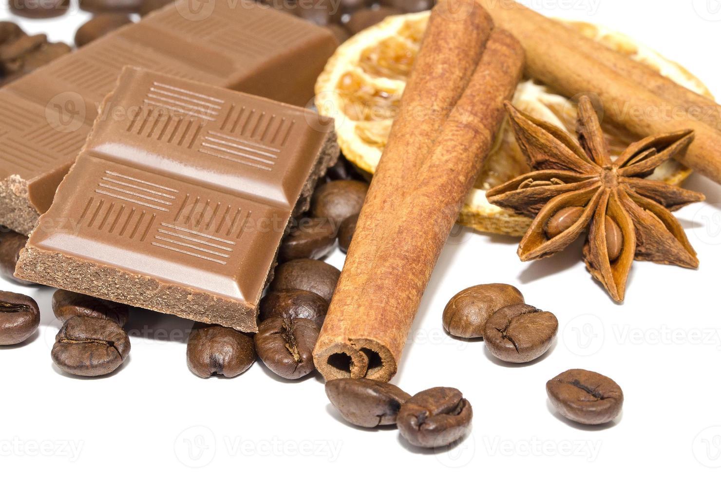 cottura del cioccolato foto