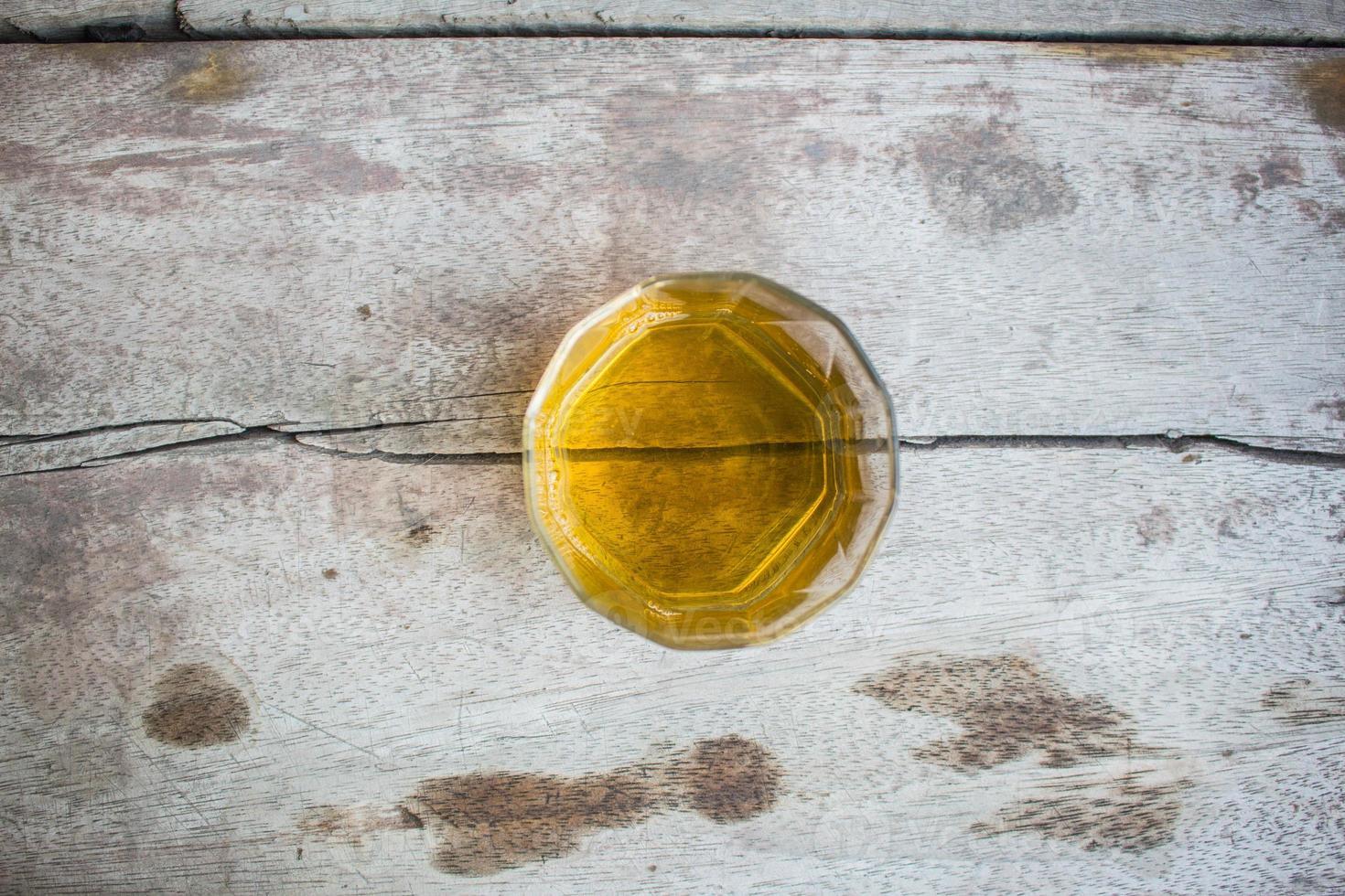 whisky in vetro foto