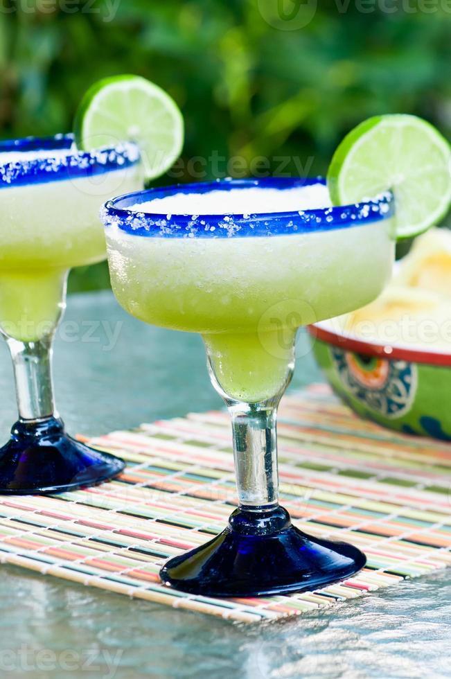 Margaritas congelati foto