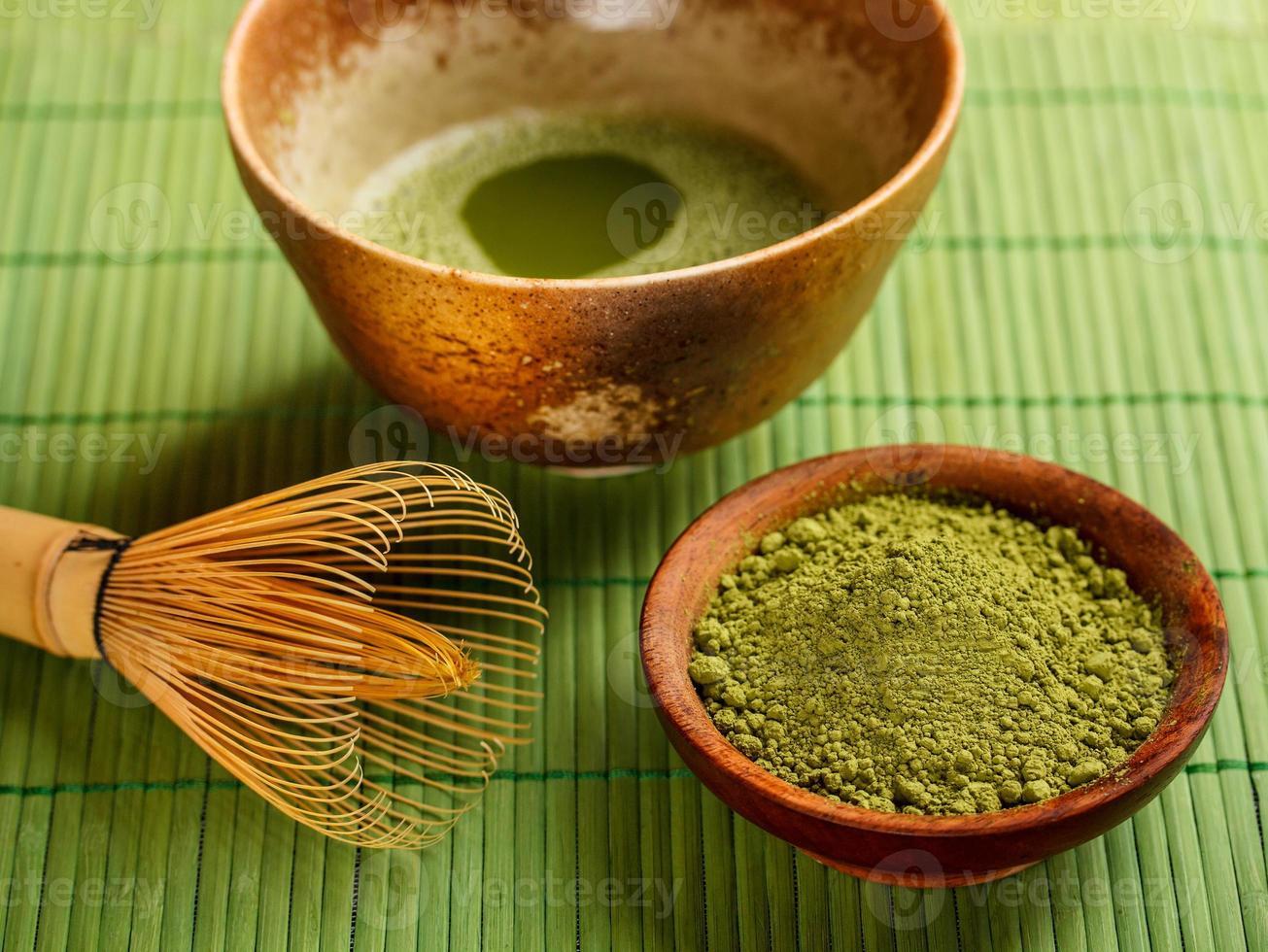 cerimonia del tè giapponese foto