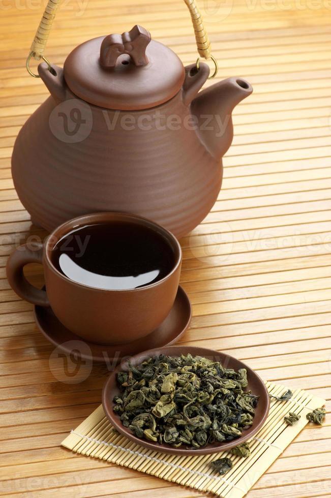 servizio da tè foto