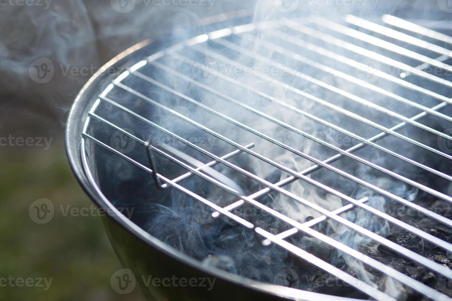 griglia del barbecue foto