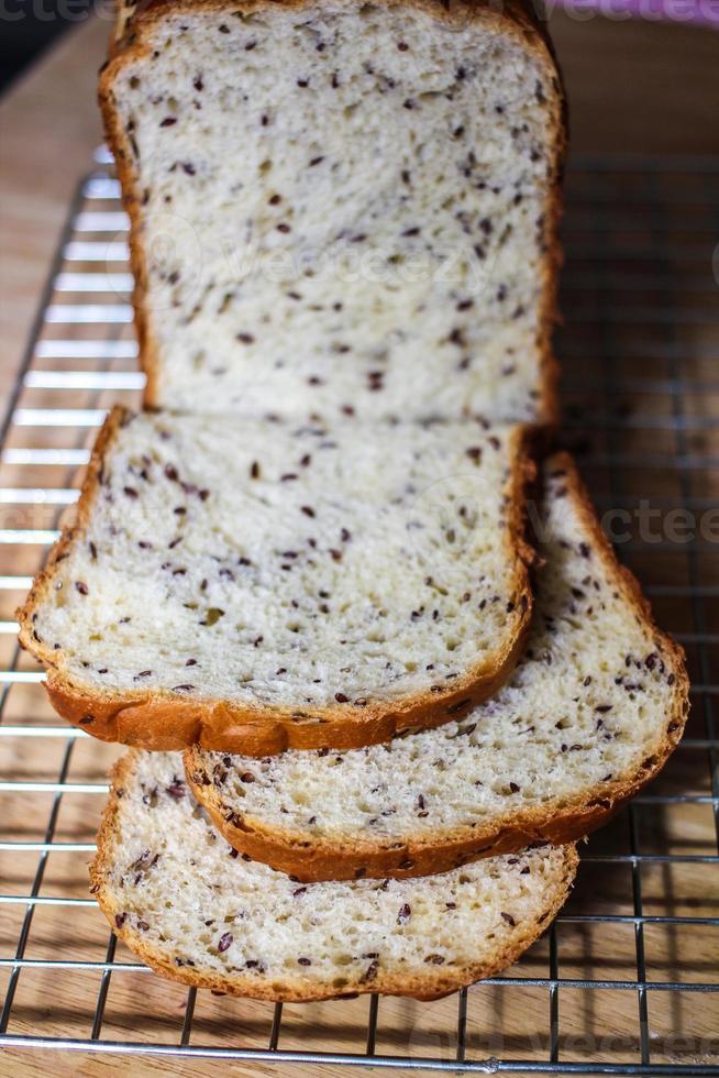 pane fatto in casa. foto