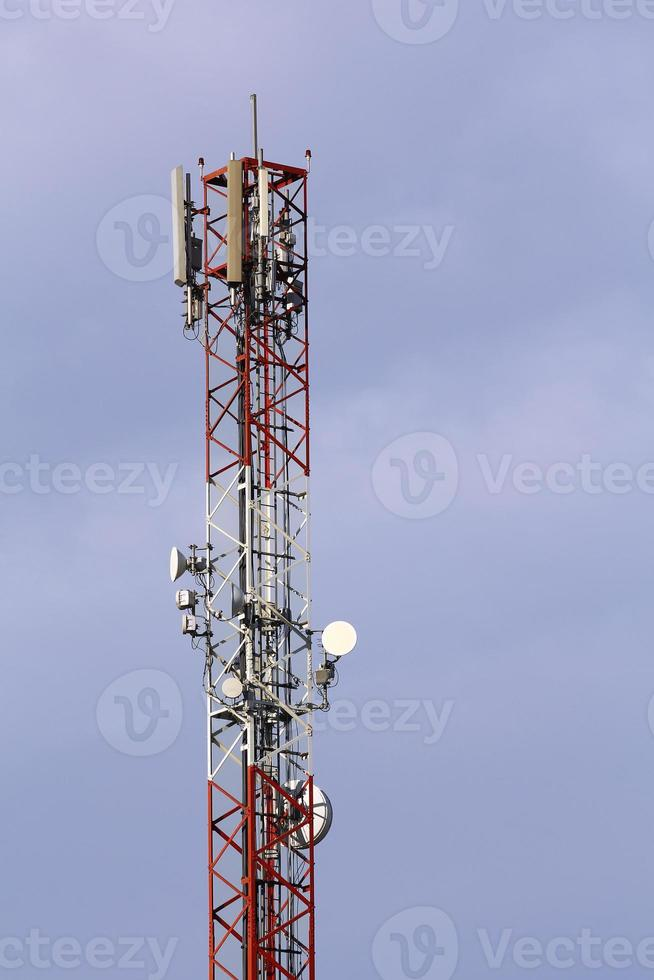 torre delle telecomunicazioni foto