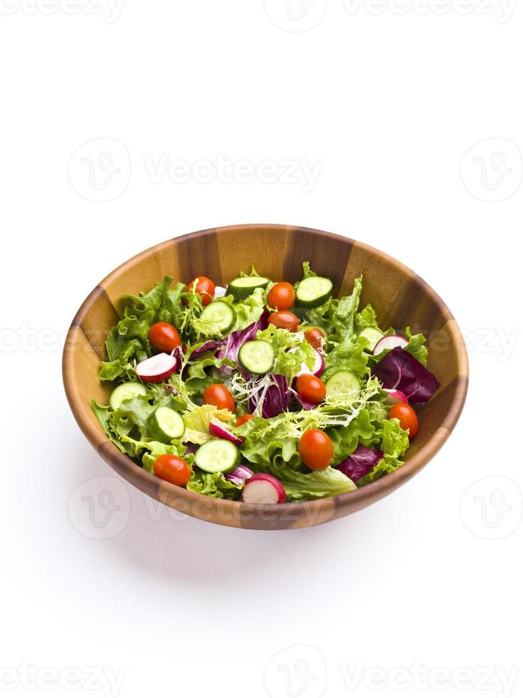 gustosa insalata foto
