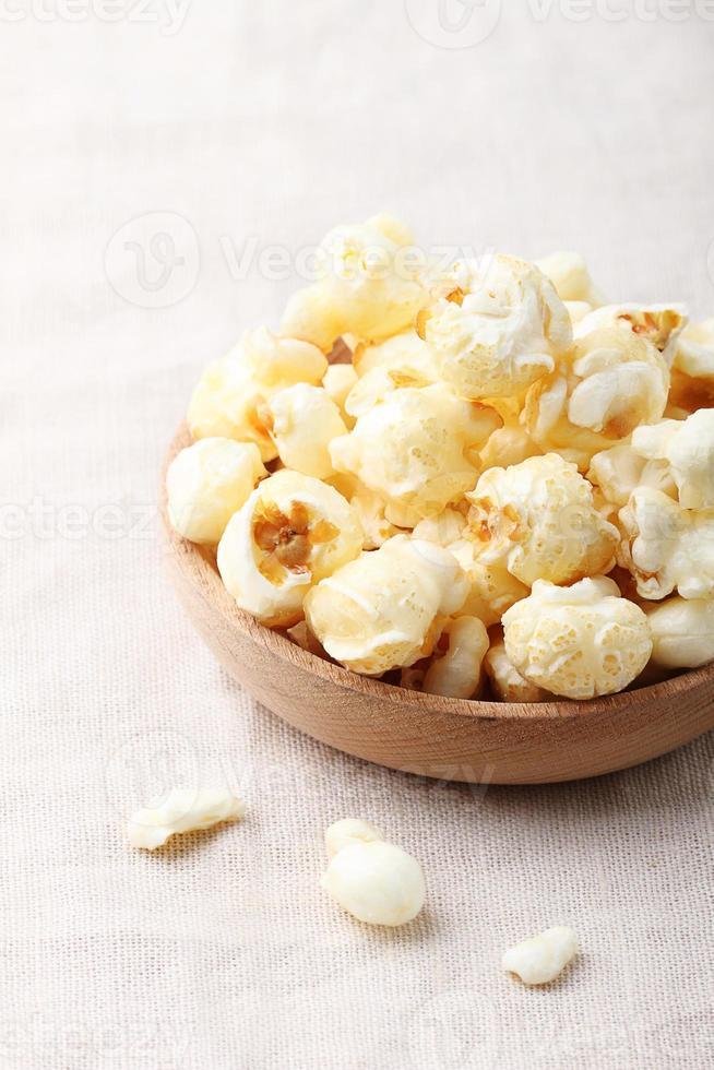 ciotola di popcorn foto