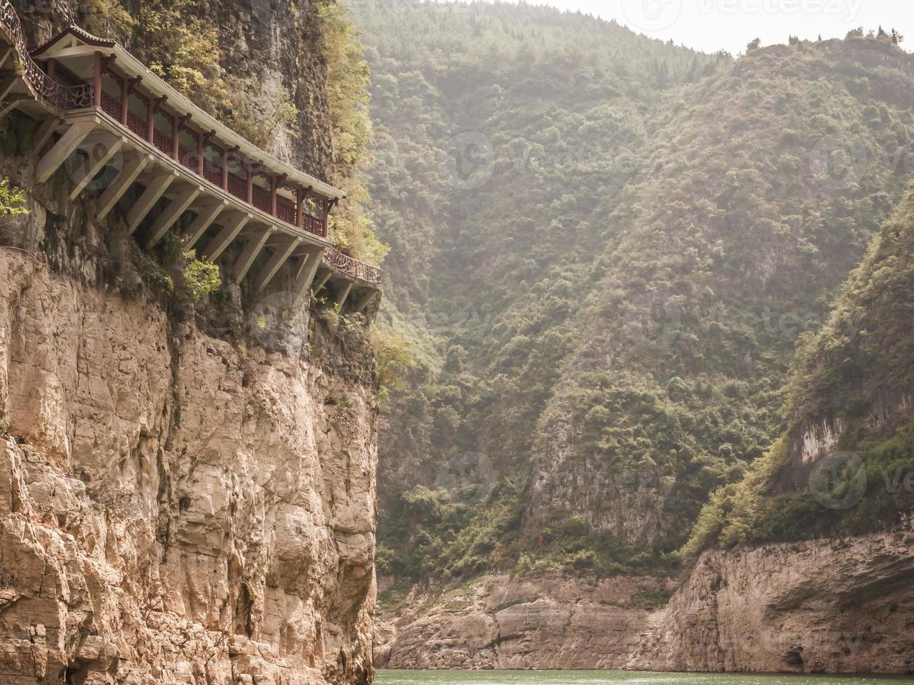 fiume yangzi foto