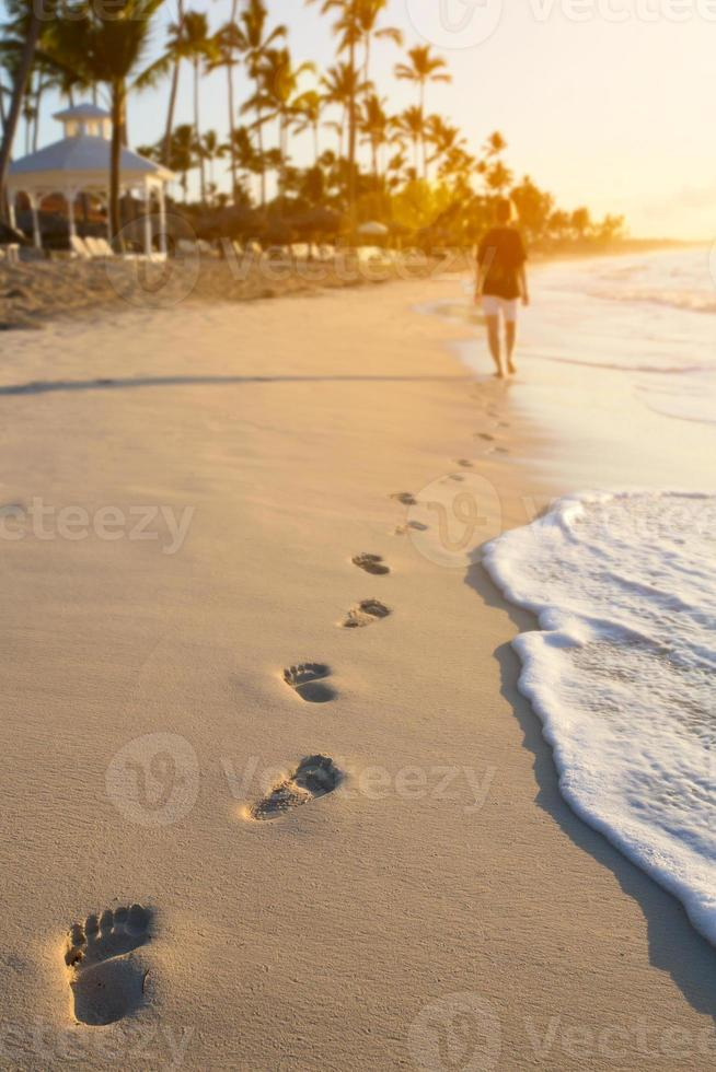 spiaggia estiva foto
