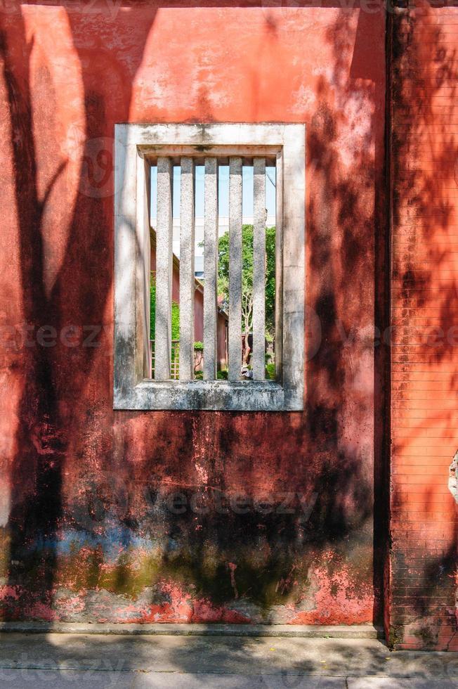 finestra cinese foto