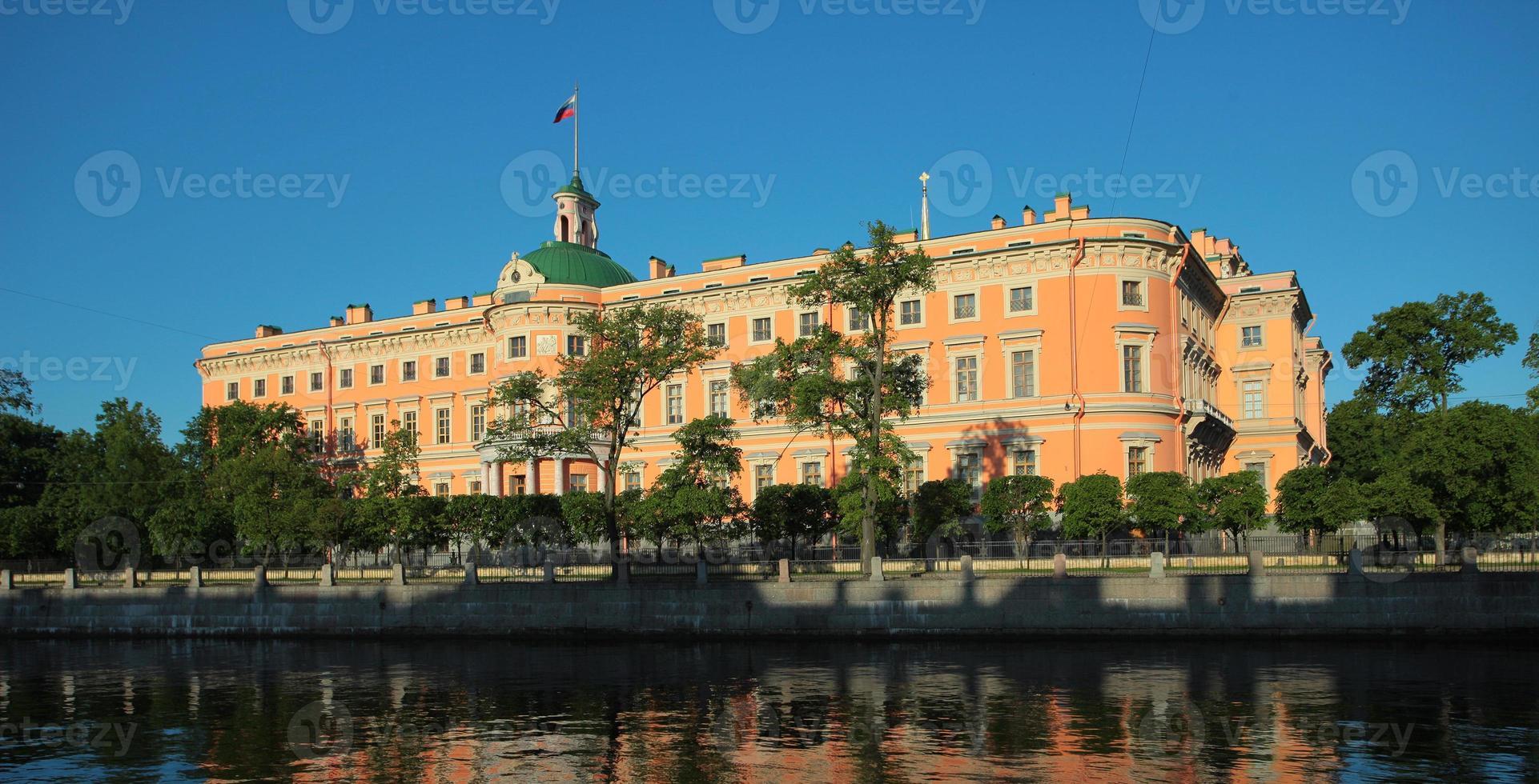 castello dell'ingegnere. San Pietroburgo, Russia foto