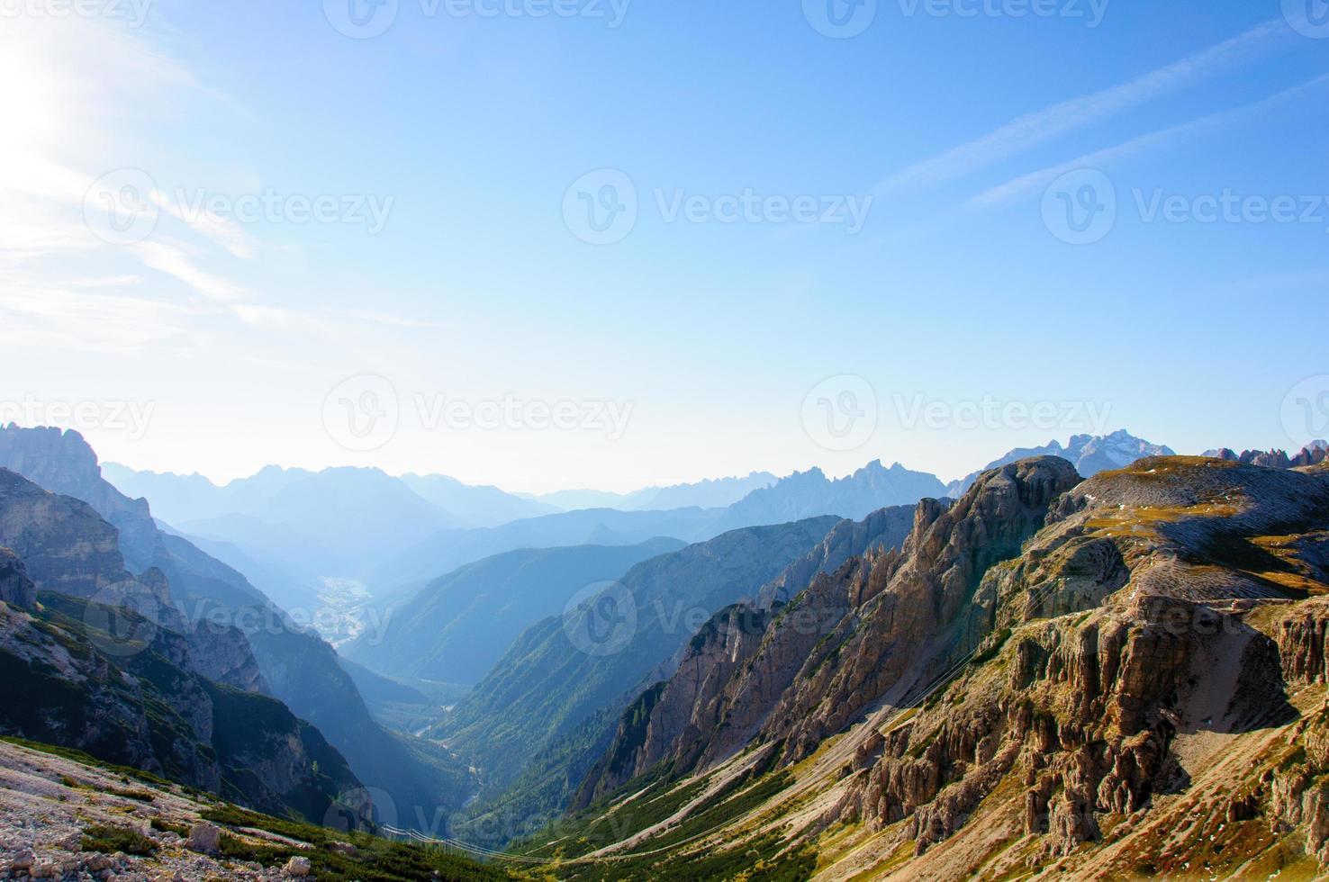 paesaggio alpino foto