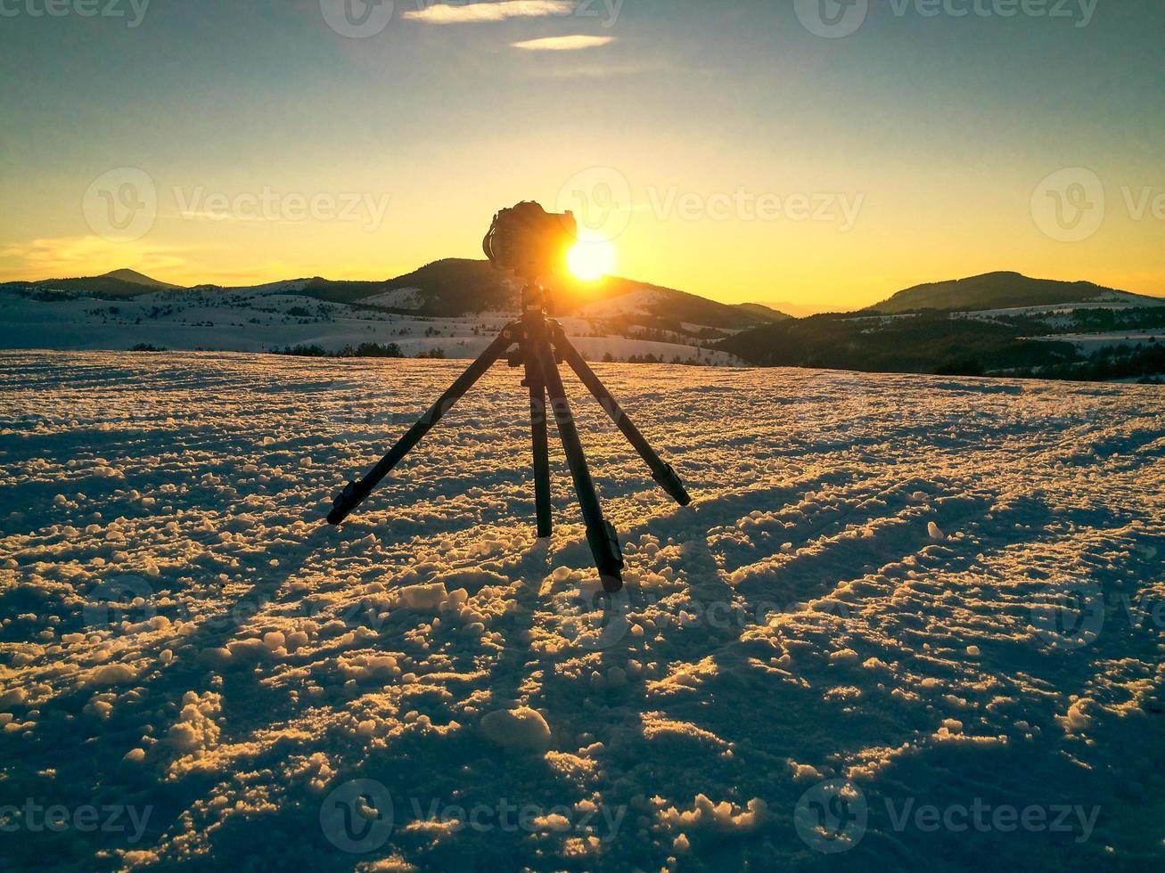 riprese di paesaggi montuosi foto