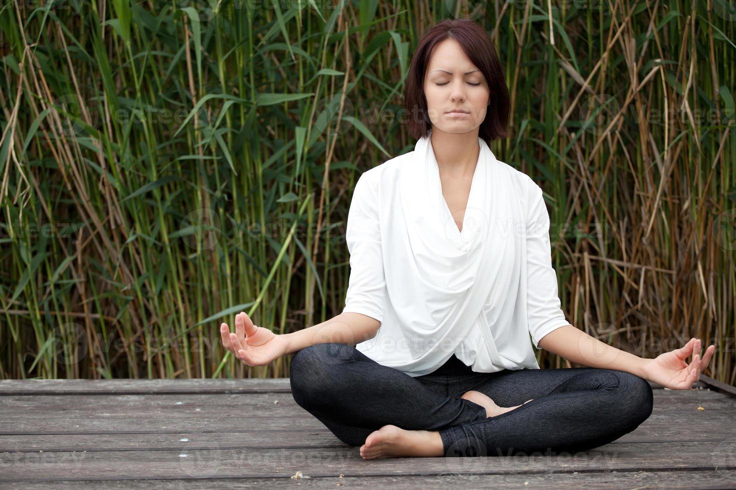 stile yoga foto