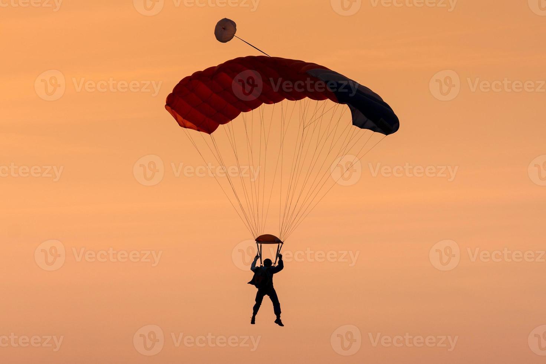 paracadutismo foto