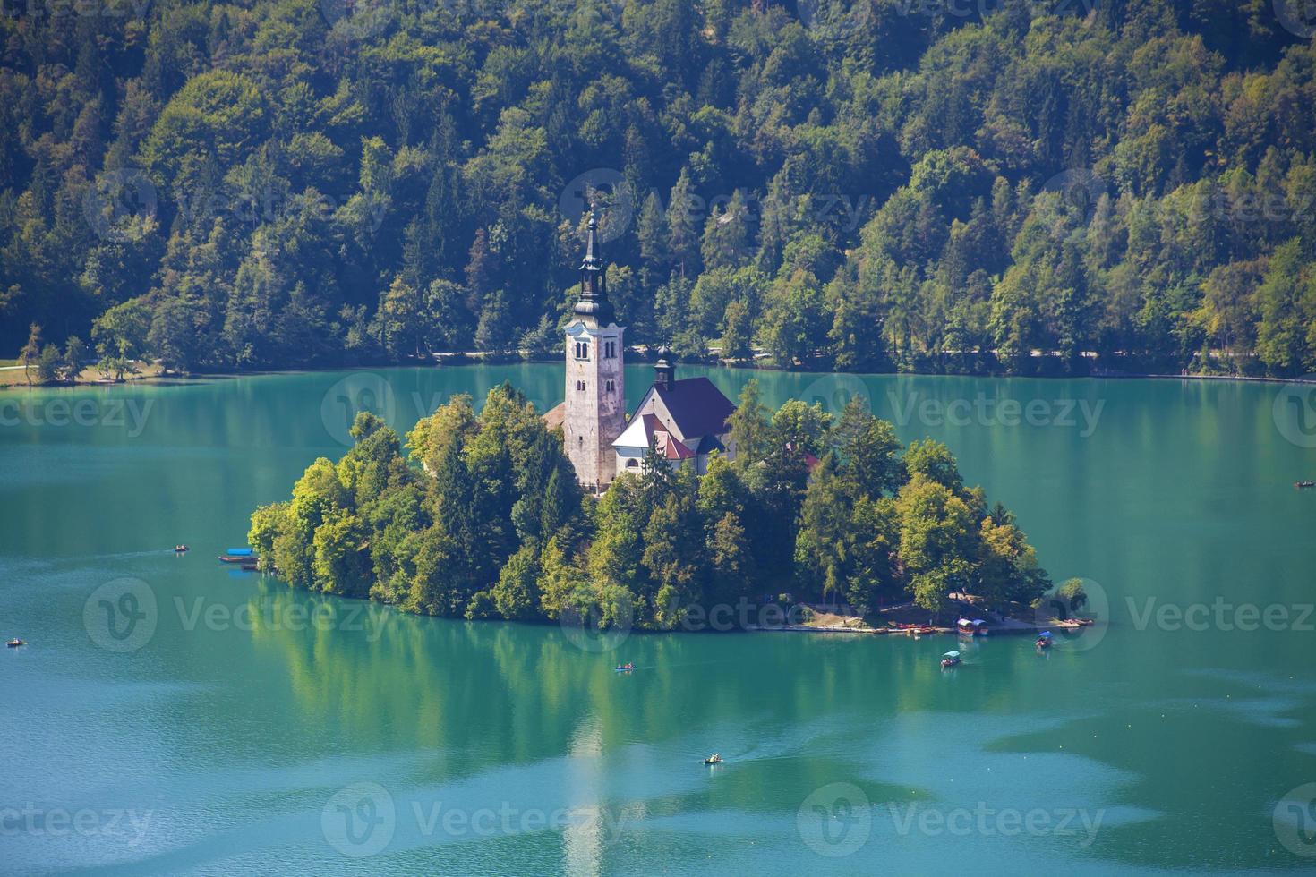 lago di Bled2 foto