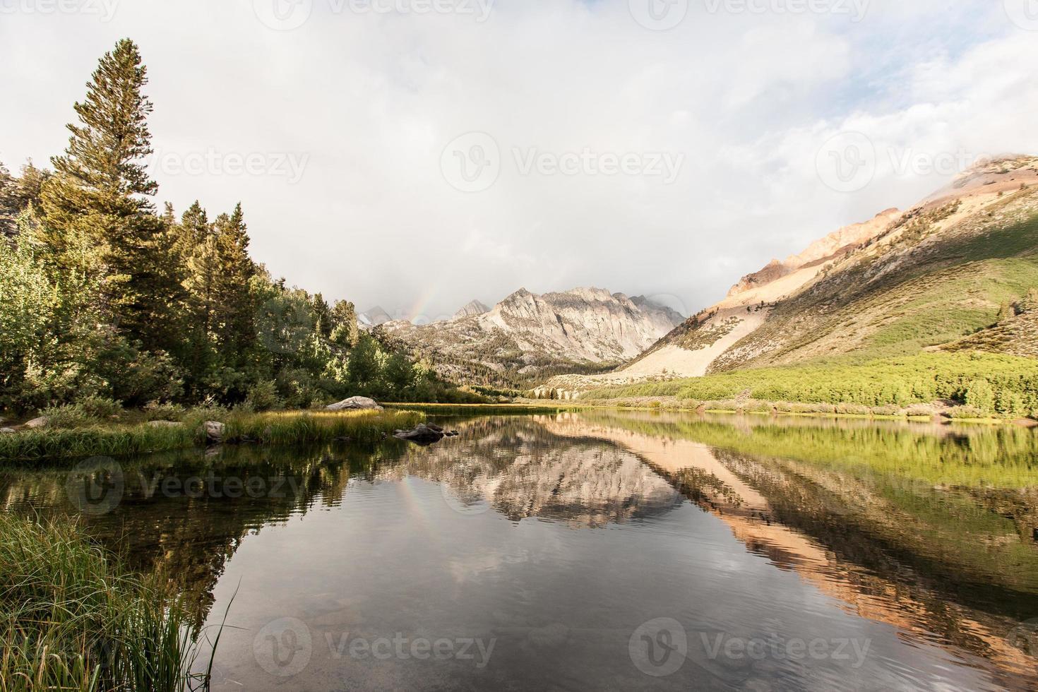 tempo del lago del nord foto