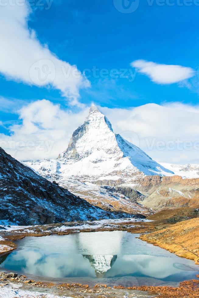 picco del Cervino, Zermatt, Svizzera foto