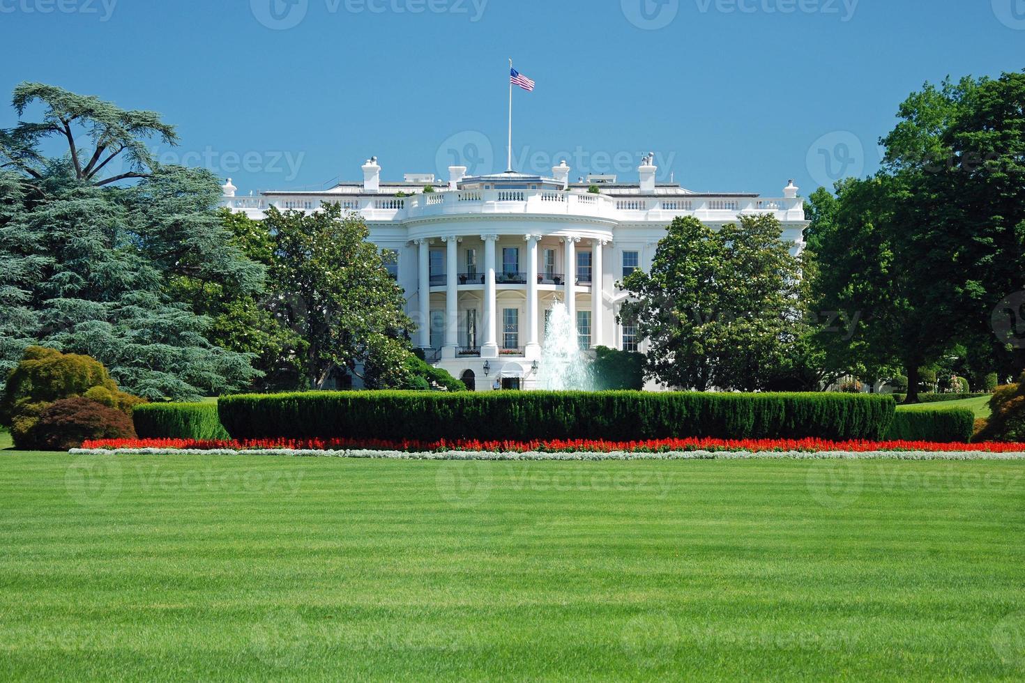 la casa bianca a washington dc foto