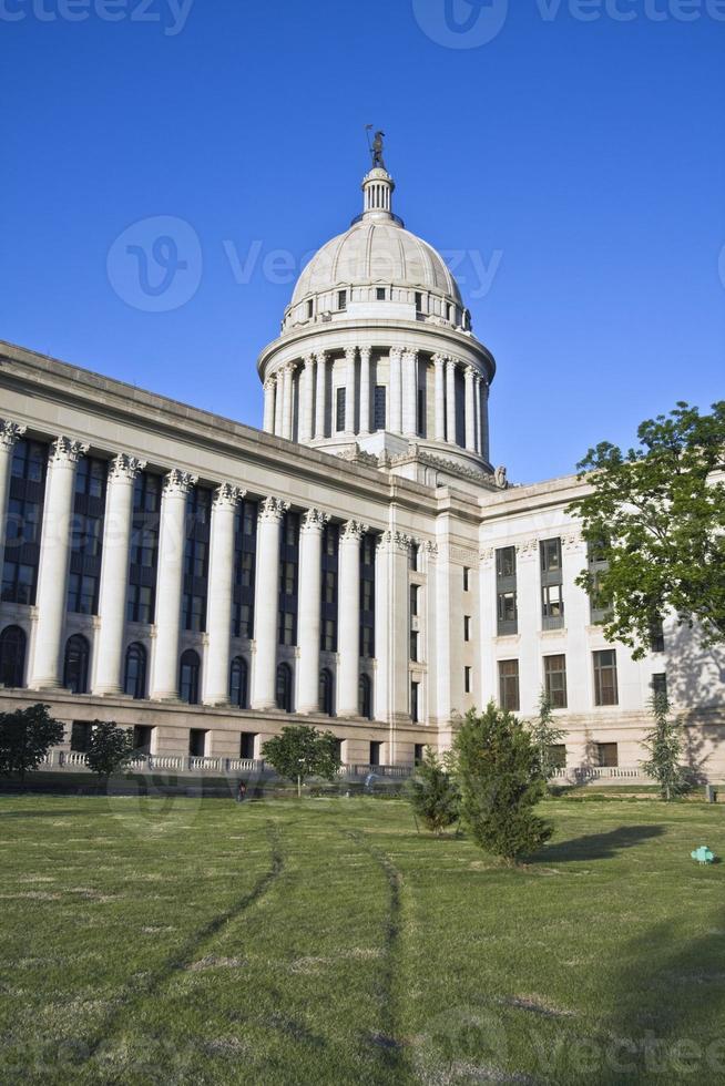 oklahoma - capitale dello stato foto
