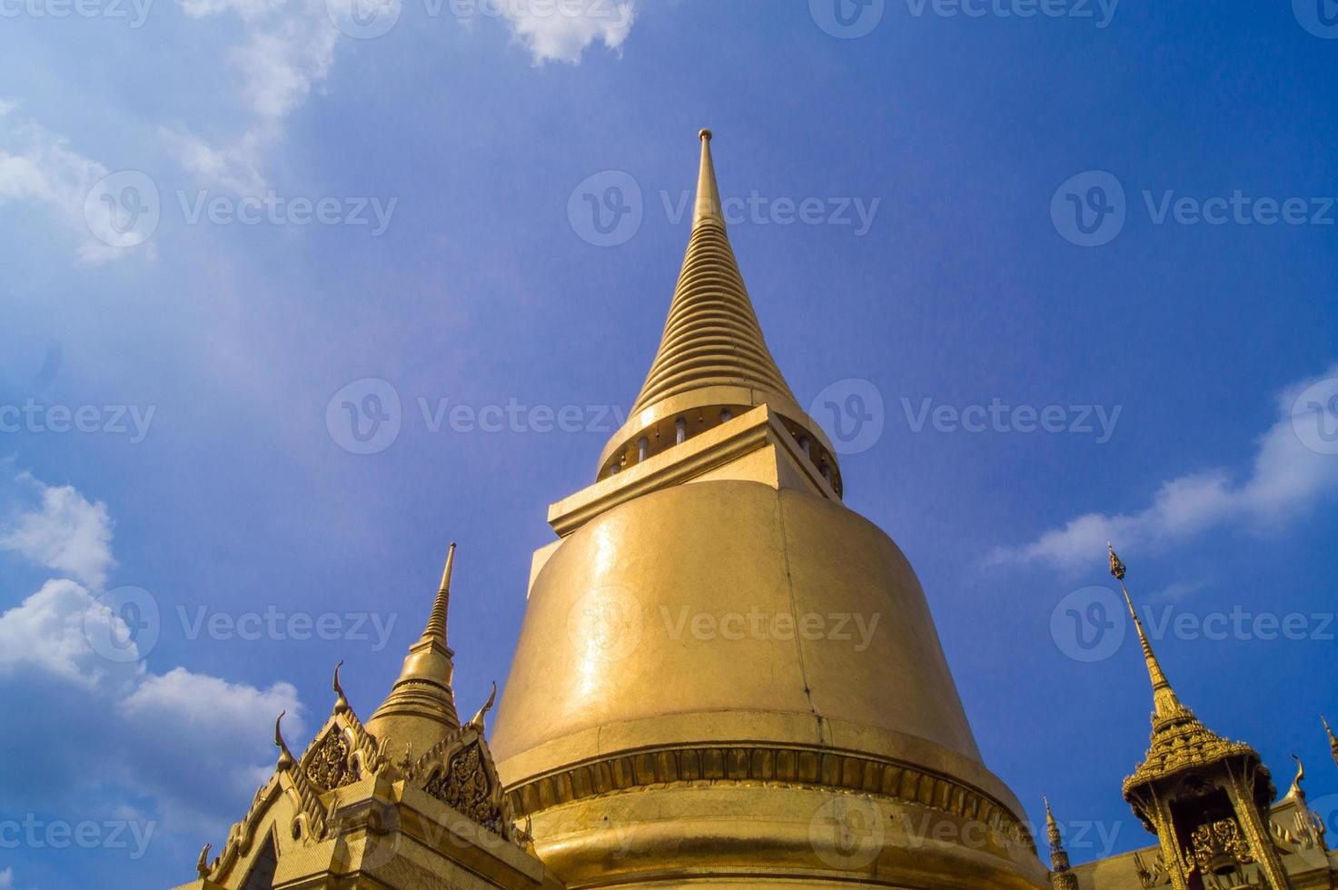 tempiale a Bangkok Tailandia foto