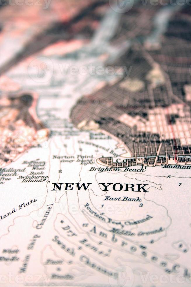 New York City, New York foto