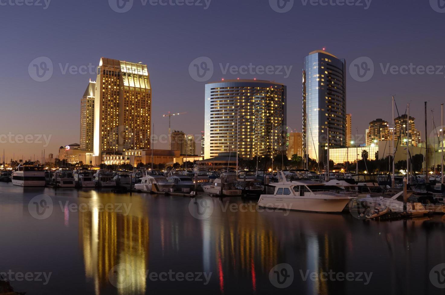 San Diego Downtown Marina foto