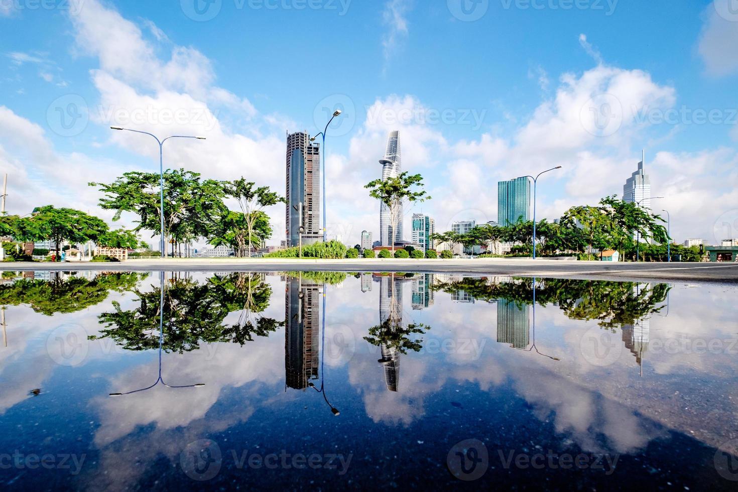 mattina a Saigon il gio giovedi foto