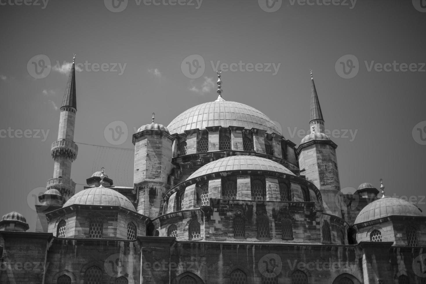 moschea di Istanbul foto