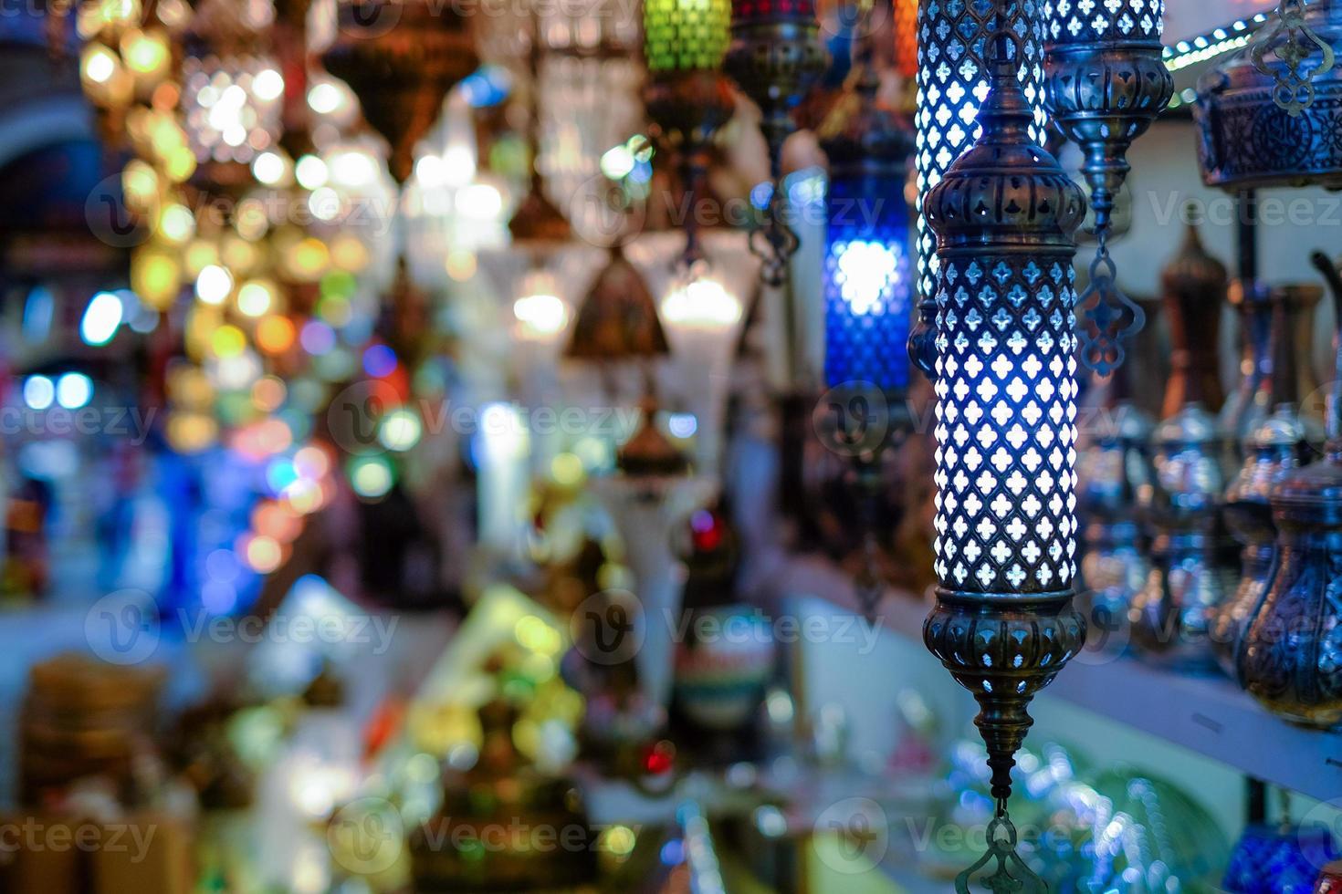 lampade turche foto