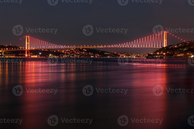 ponte sul Bosforo foto