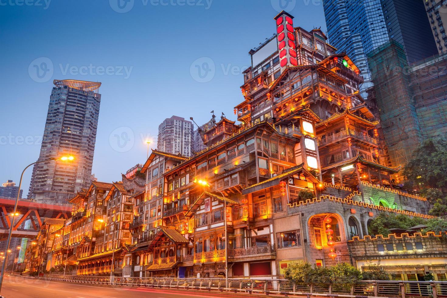 Chongqing Cina foto