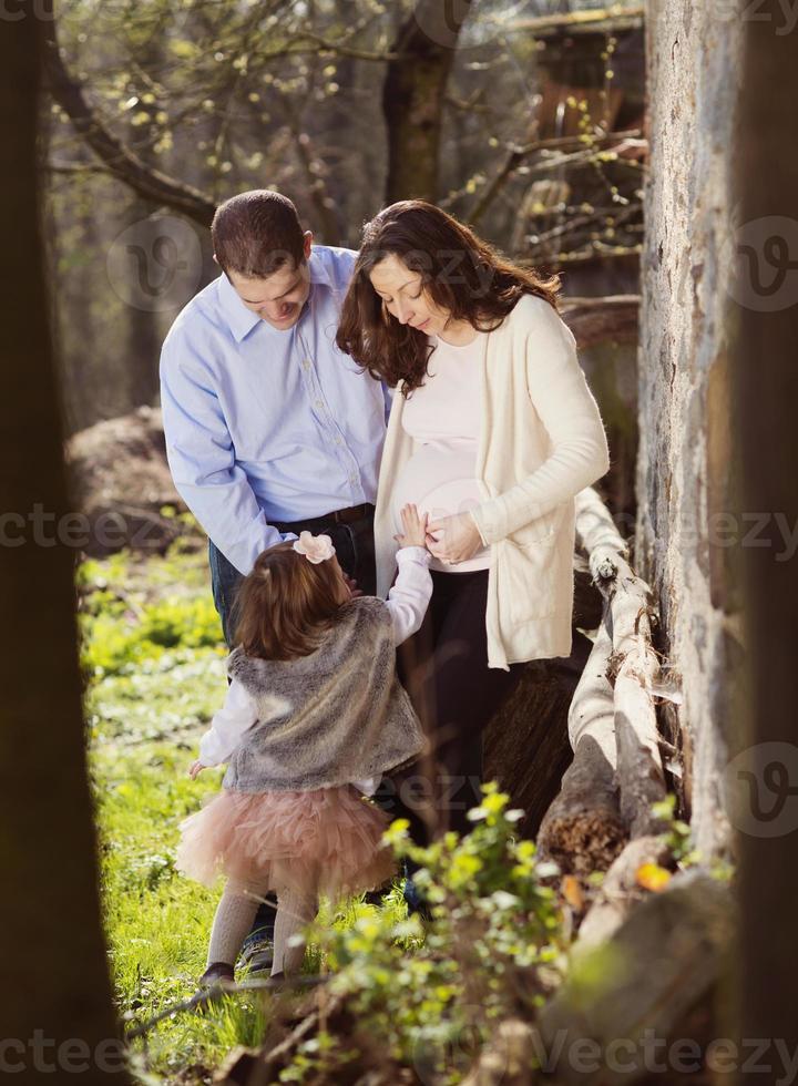 famiglia felice foto