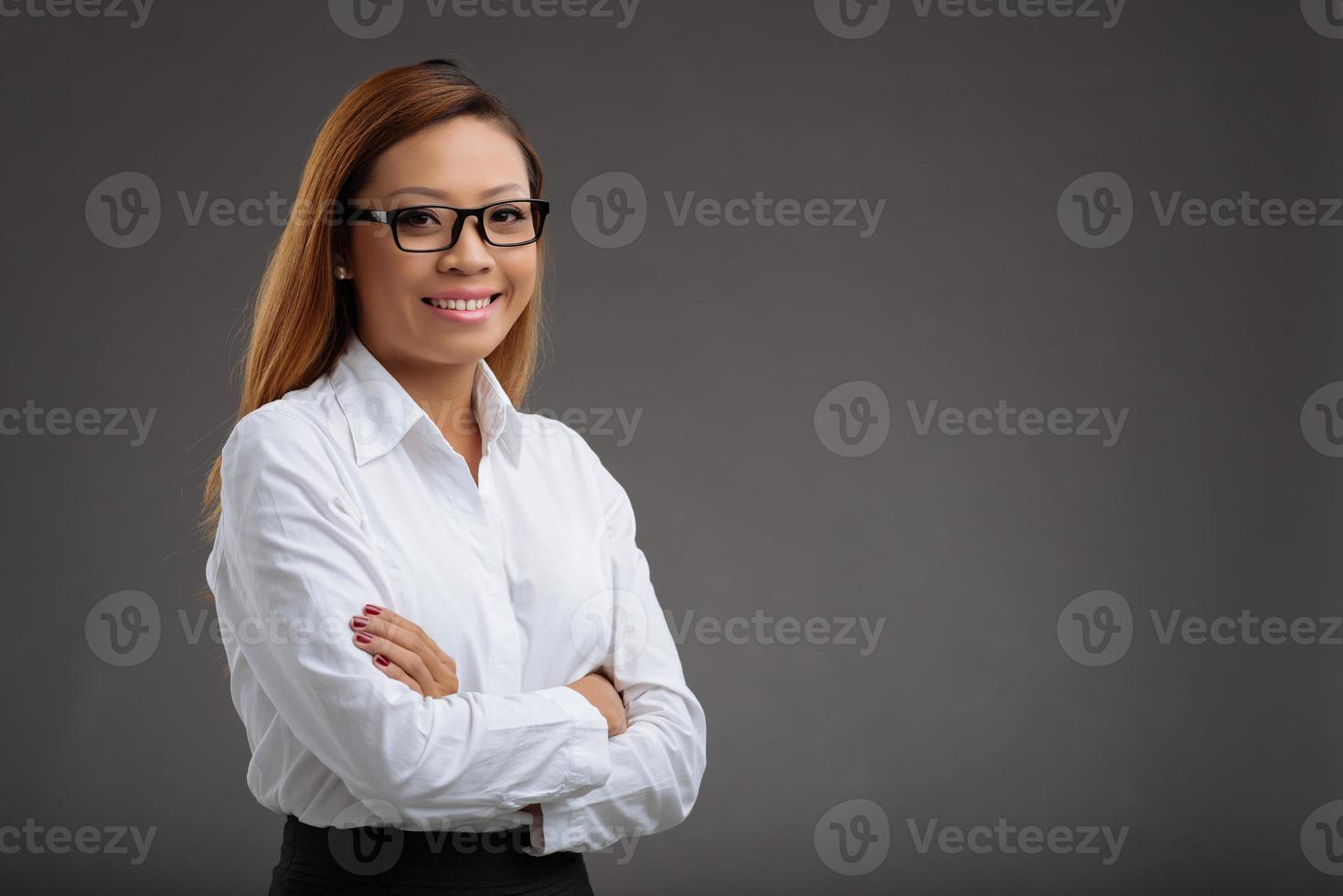 manager femminile allegro foto
