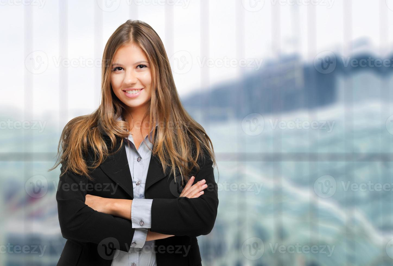 felice manager femminile foto