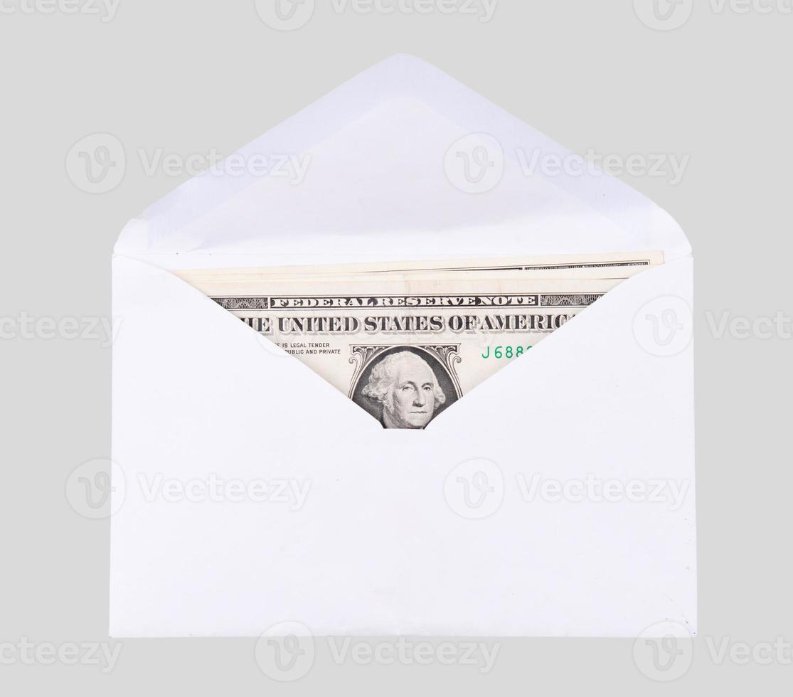 soldi in busta foto