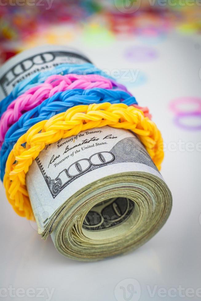 pacco di soldi foto