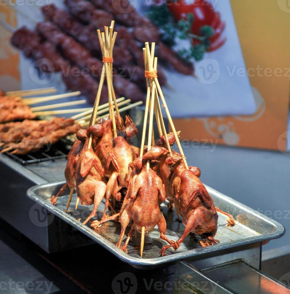 cibo tradizionale cinese foto