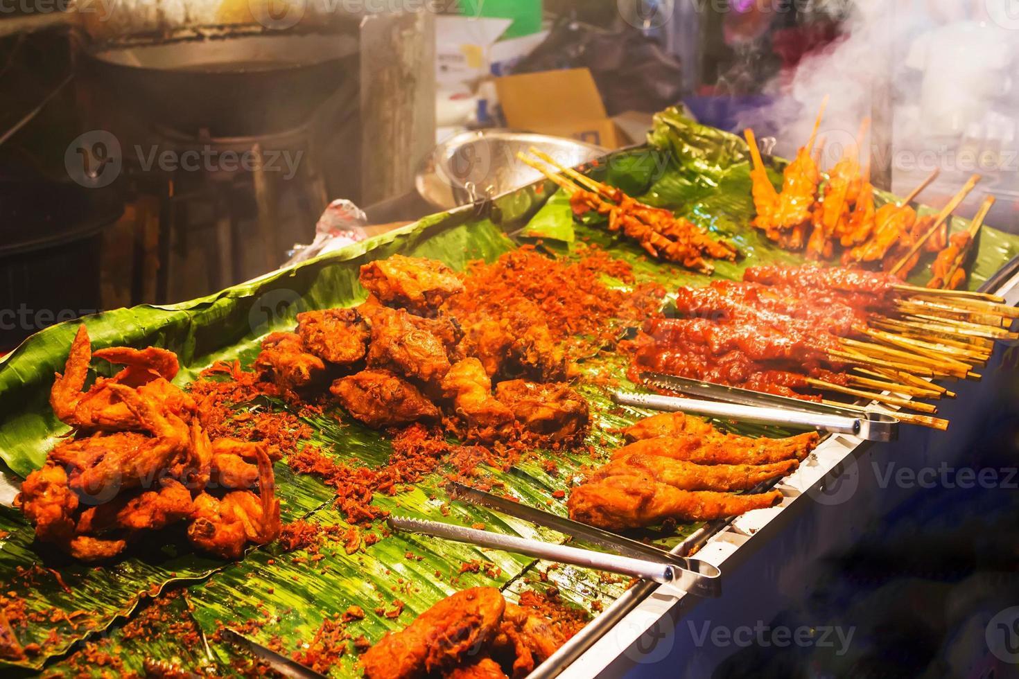 piatto nazionale popolare in molti altri paesi del sud-est asiatico foto